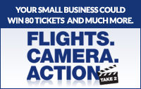 American Airlines - Flights, Camera, Action